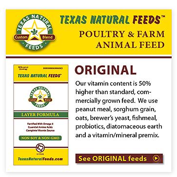 Original Texas Natural Feeds