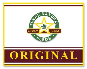 Texas Natural Feed Original Line