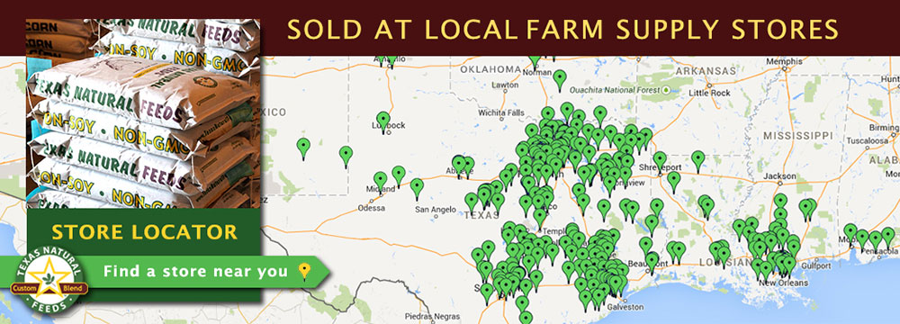 Texas Natural Feeds - Shop at a Store Near You